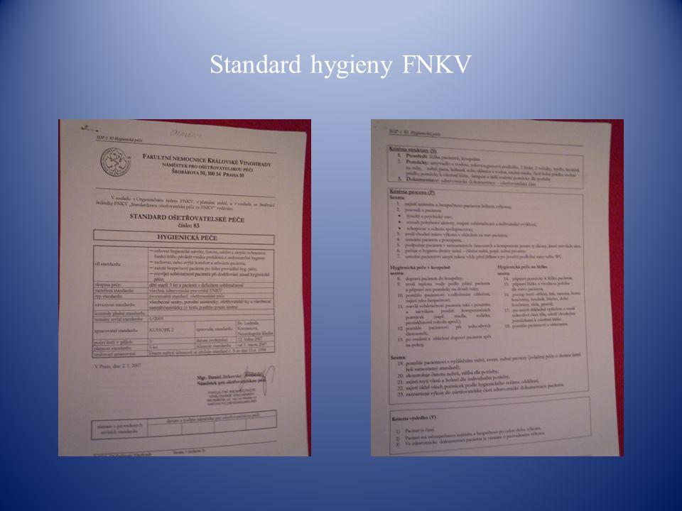 Standard hygieny FNKV