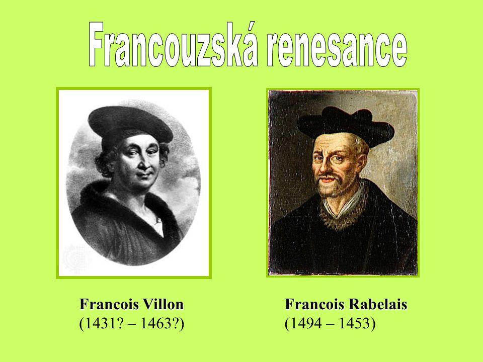 (1304 – 1374) - italský básník, prozaik, myslitel - znalec antické kultury a klasické filologie - nazýván otcem humanismu - vysvěcen na kněze, odmítl