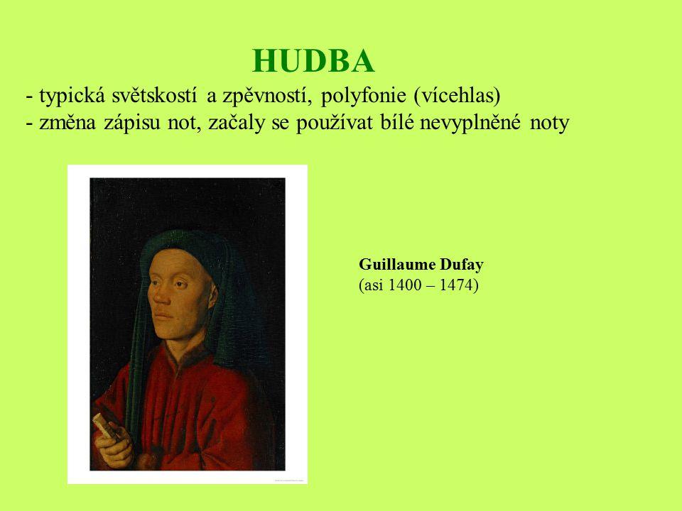 SOCHAŘSTVÍ - jezdecké pomníky, portréty, volné sochy a monumentální náhrobní památníky Michelangelo Buonarroti (1475 – 1564) David