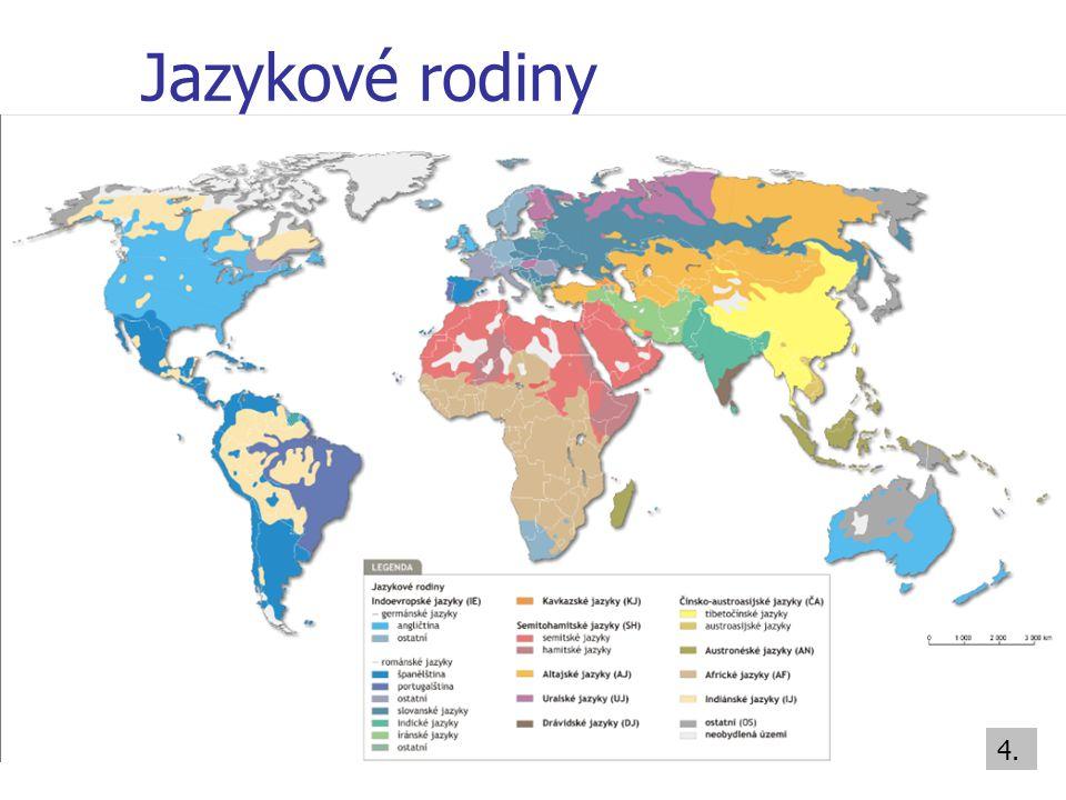 Typy národů kmenové národy kmenové národy typické pro Afriku hovoří několika jazyky či dialekty národy na náboženském základě národy na náboženském základě Židé Židé národy jazykově- územního typu národy jazykově- územního typu většinou více národů, které se spojí pod jeden společný jazyk např.