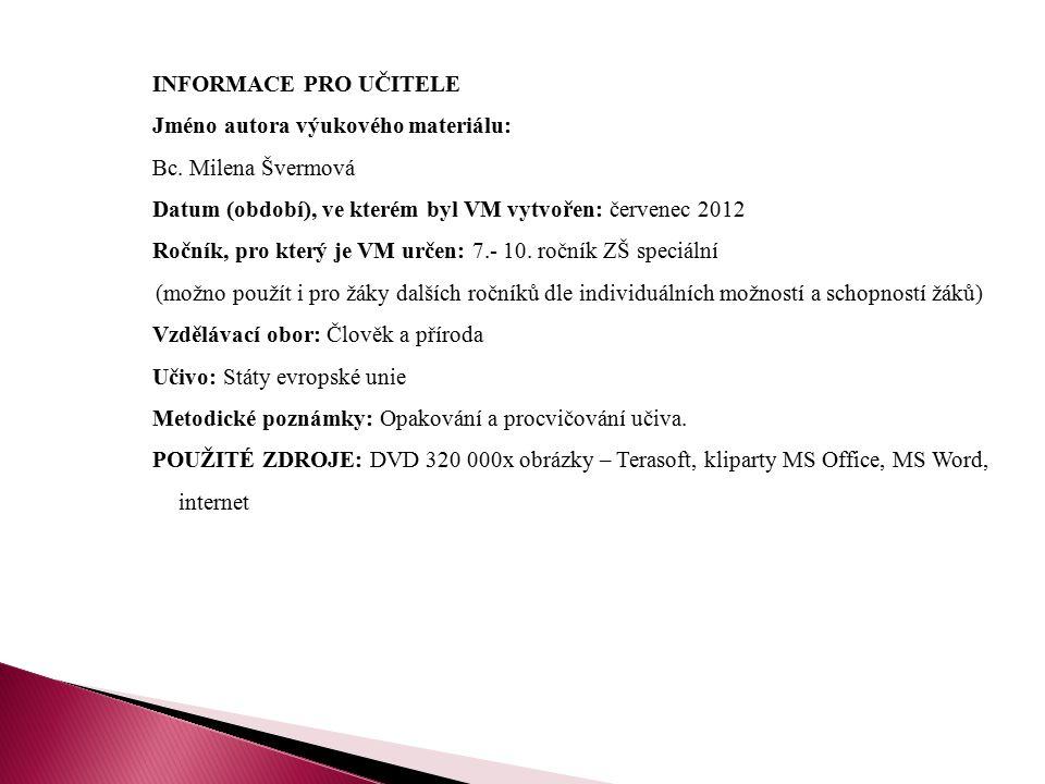 SLOVENSKO HLAVNÍ MĚSTO: BRATISLAVA 5,4 MILIONŮ OBYVATEL MĚNA: EURO