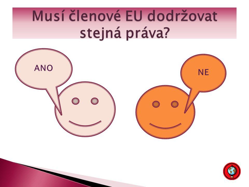 Klikni na symboly EU. HYMNA