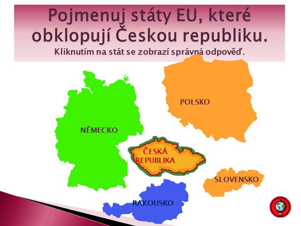 Zkus zakroužkovat cíle EU.