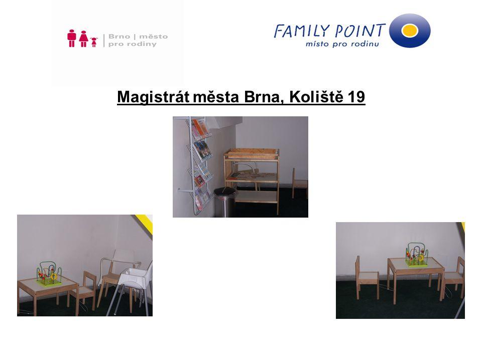 Magistrát města Brna, Koliště 19