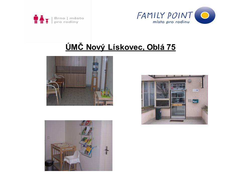 ÚMČ Nový Lískovec, Oblá 75