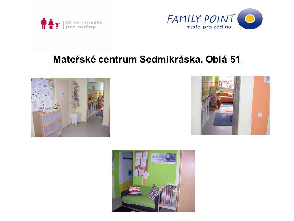 Mateřské centrum Sedmikráska, Oblá 51