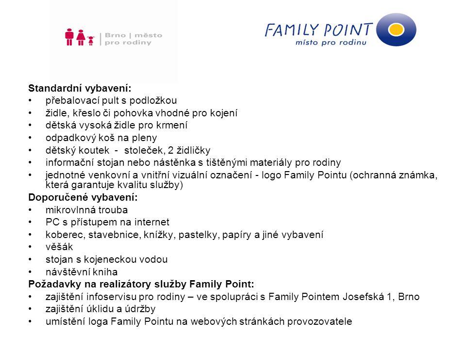 Family Point – Josefská 1 – Centrum pro rodinu a sociální péči