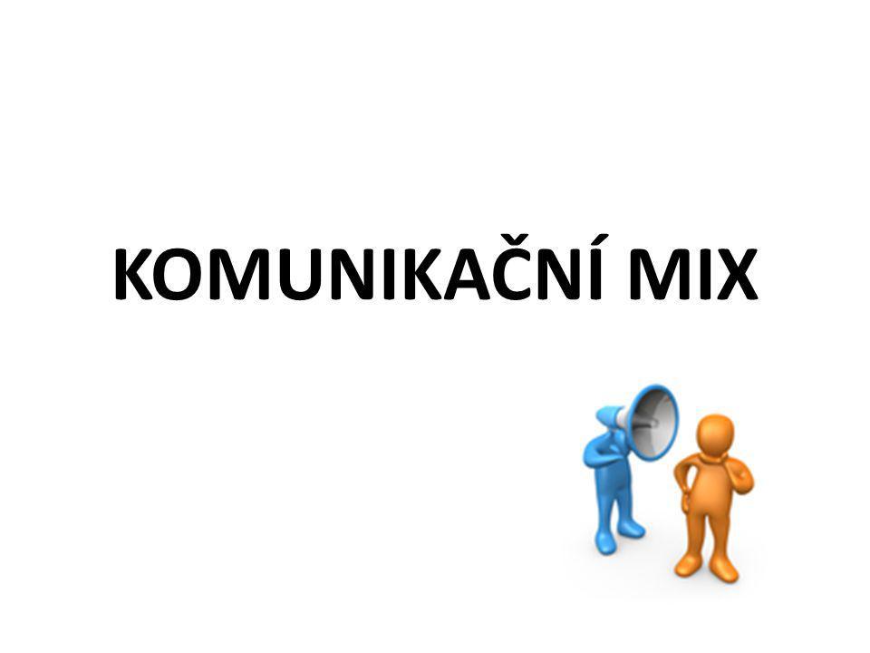 KOMUNIKAČNÍ MIX