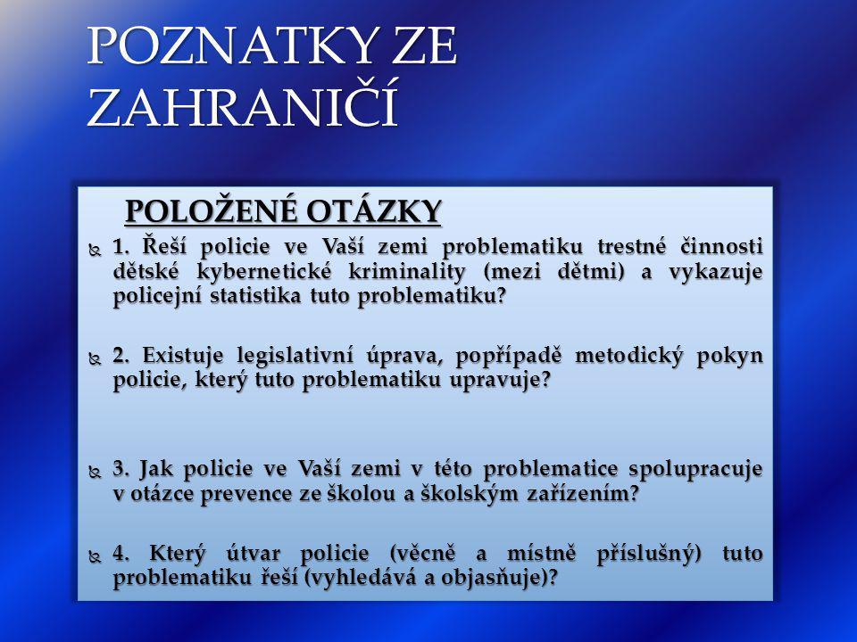  Úrad kriminálnej polície PPZ participuje na komunitárnom programe s podporou EU Bezpečný internet projektu občianskeho združenia eSlovensko.