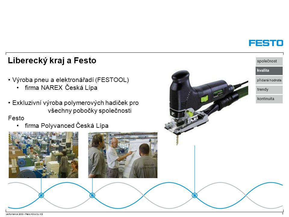 performance 2008 – Festo AG & Co.