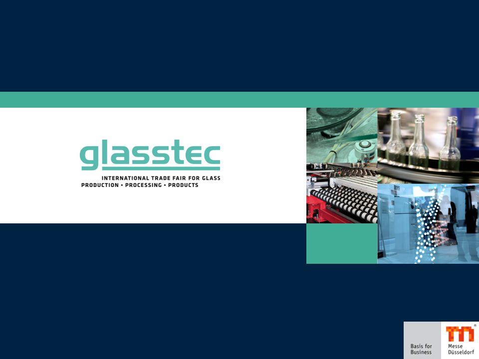 Zvláštní předváděcí akce glass technology live  Novátorské technologie budoucnosti  Motto: Sklo a trvale udržitelný rozvoj a energetická účinnost  Organizuje prof.