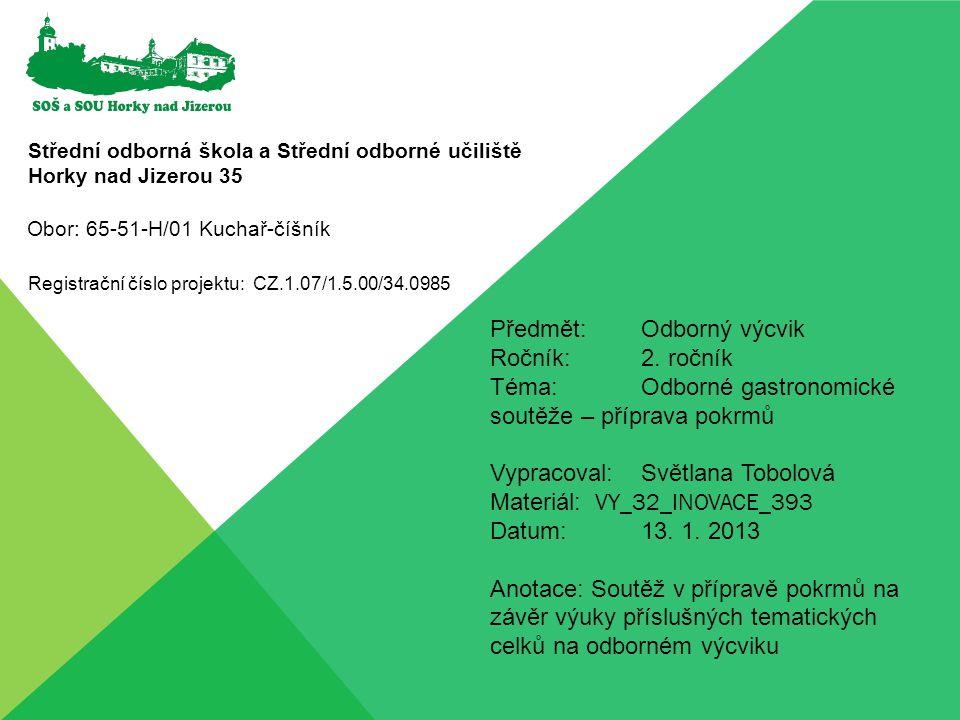 Zdroje: http://www.kvalita1.cz/documents/Publikace2008/ Uplatneni_Hodnoticich_Standardu_v_JZZZ.pdf http://www.kafe.cz/jak-pripravit-roladu-z- veproveho-bucku-6778.aspx