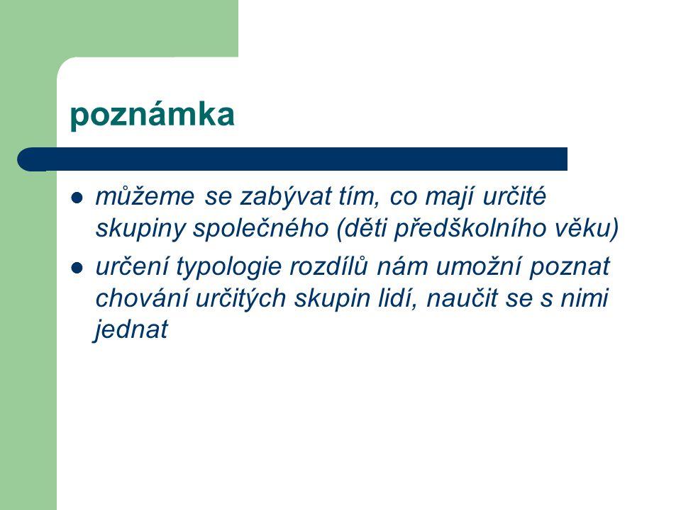 hodnoty: (zdraví, láska, práce,…) vyjadřují cíle, ke kterým se vztahují potřeby čl.