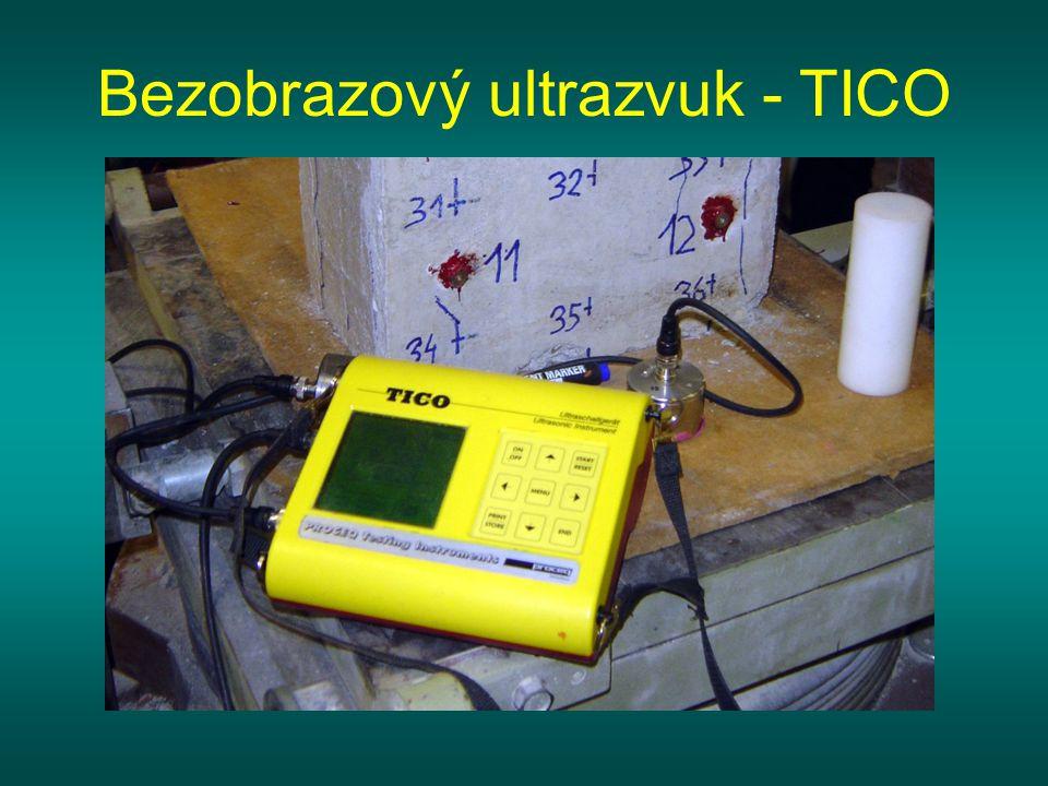 Bezobrazový ultrazvuk - TICO
