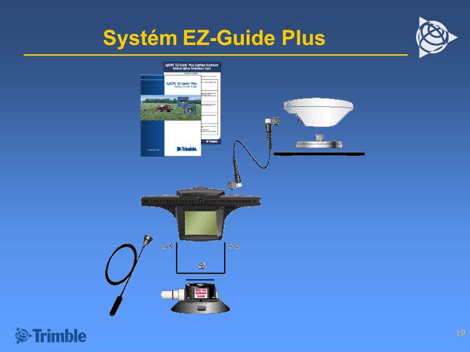 19 Systém EZ-Guide Plus