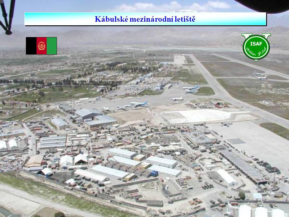 Kábulské mezinárodní letiště