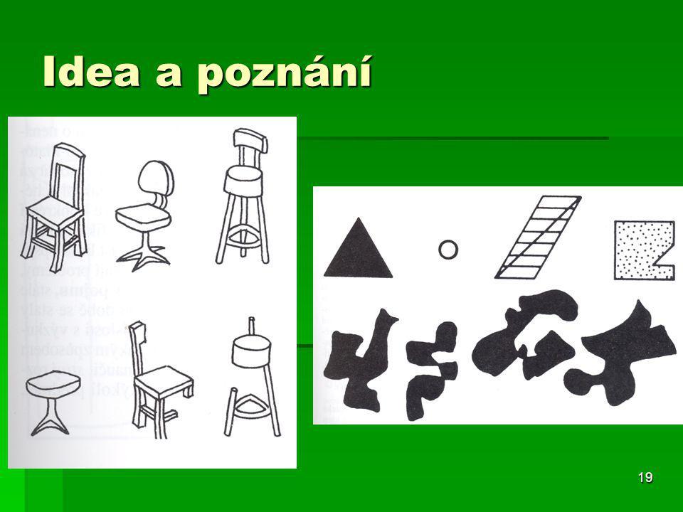 19 Idea a poznání