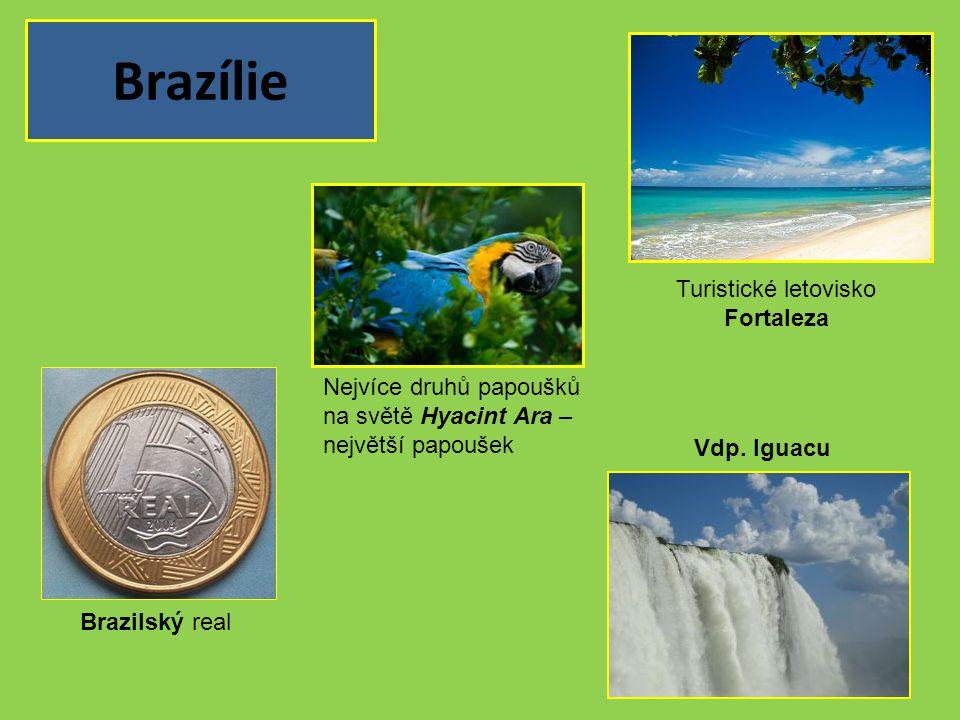 Brazílie Brazilský real Vdp.