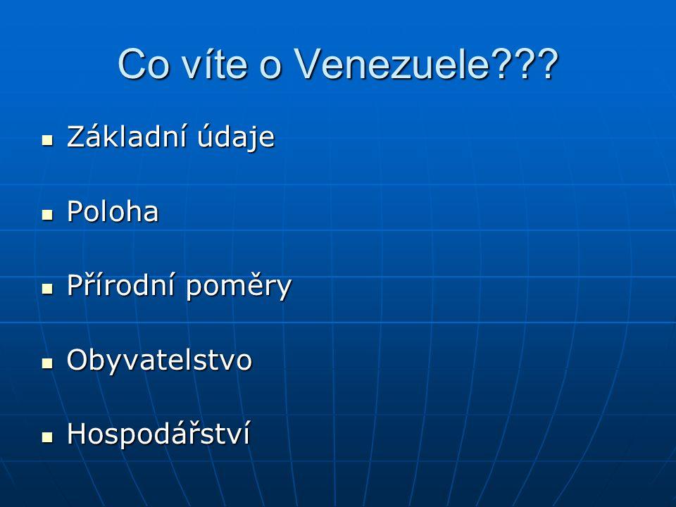 Základní údaje Rozloha: 912 000 km² Rozloha: 912 000 km² Počet obyvatel: 25 mil.