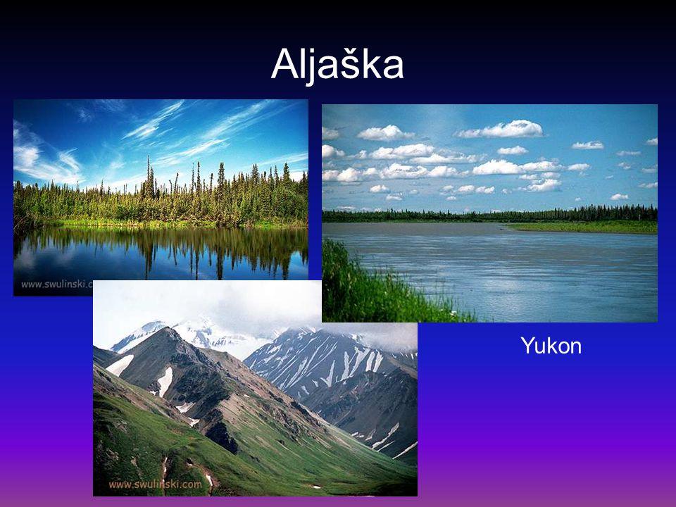 Aljaška Yukon