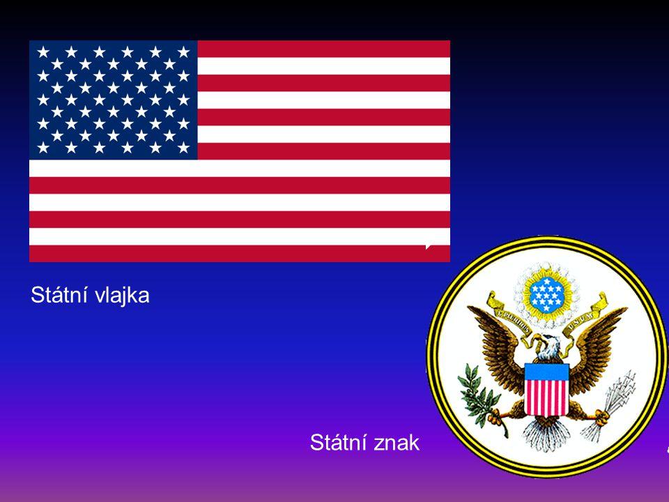 Základní informace o Spojených státech amerických Vznik: 4.