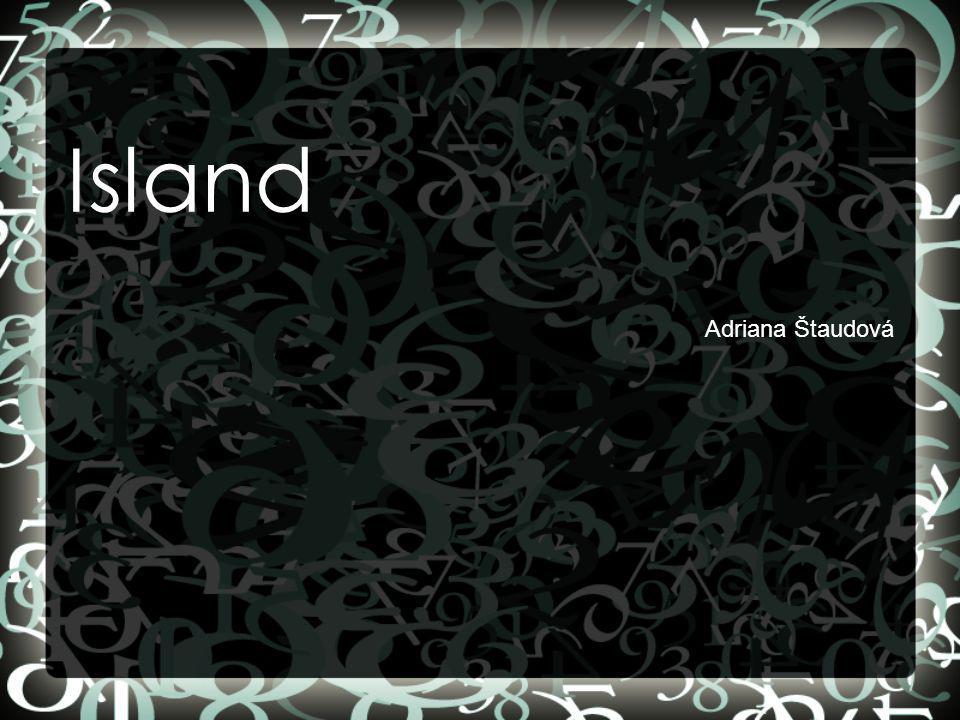 Island Adriana Štaudová