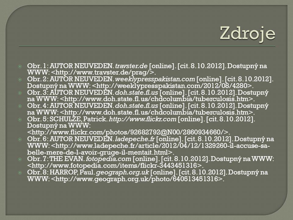  Obr. 1: AUTOR NEUVEDEN. travster.de [online]. [cit.
