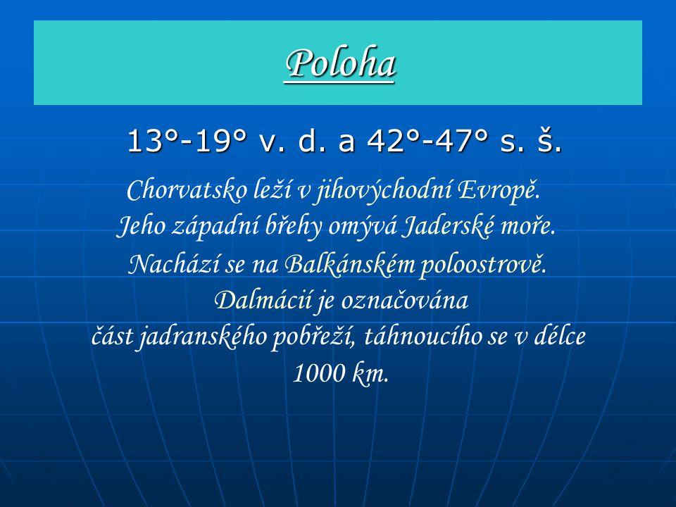 Historie Historie Chorvatska je historií země, které se nepodařilo uchovat si samostatnost a od roku 1098 se na dalších 900 let stala součástí Uher, habsburské monarchie a po 1.