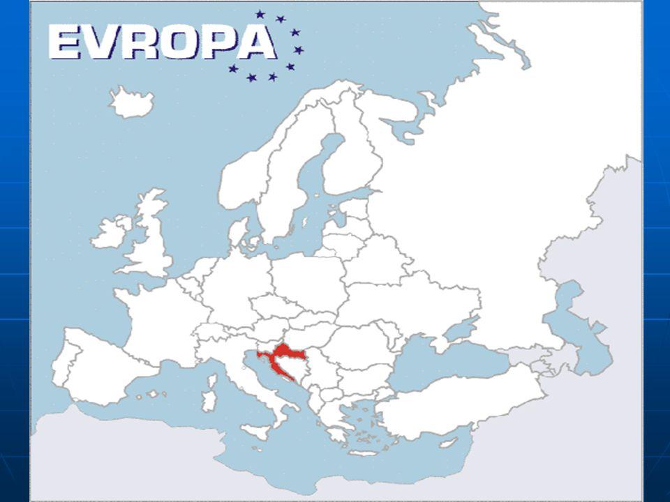 Základní údaje Rozloha : 56 538 km2 Počet obyvatel : 4 873 000 Hlavní město : Záhřeb (Zagreb) Úřední jazyk : Chorvatština Měna : Kuna Status : Republika HDP : 3297 dolarů / obyvatele