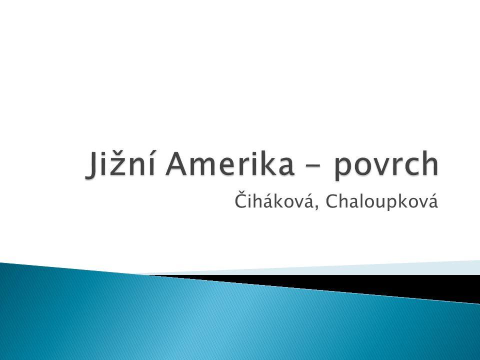 Čiháková, Chaloupková