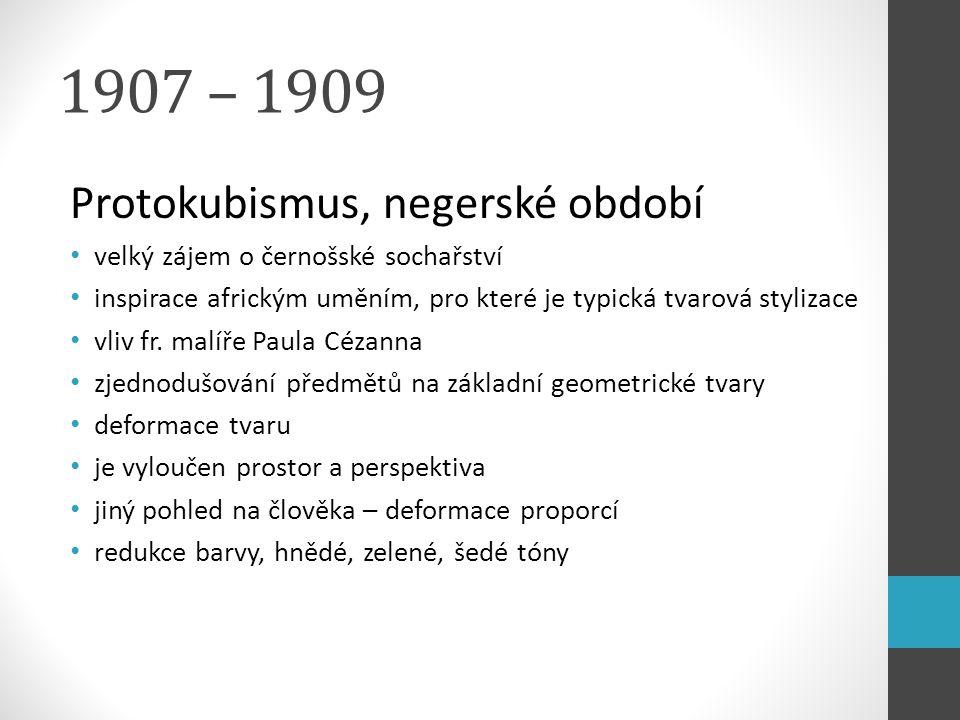 Bohumil Kubišta, 1884-1918 Svatý Šebestián, 1912 Hypnotizér, 1912 Obr. 16 Obr. 17