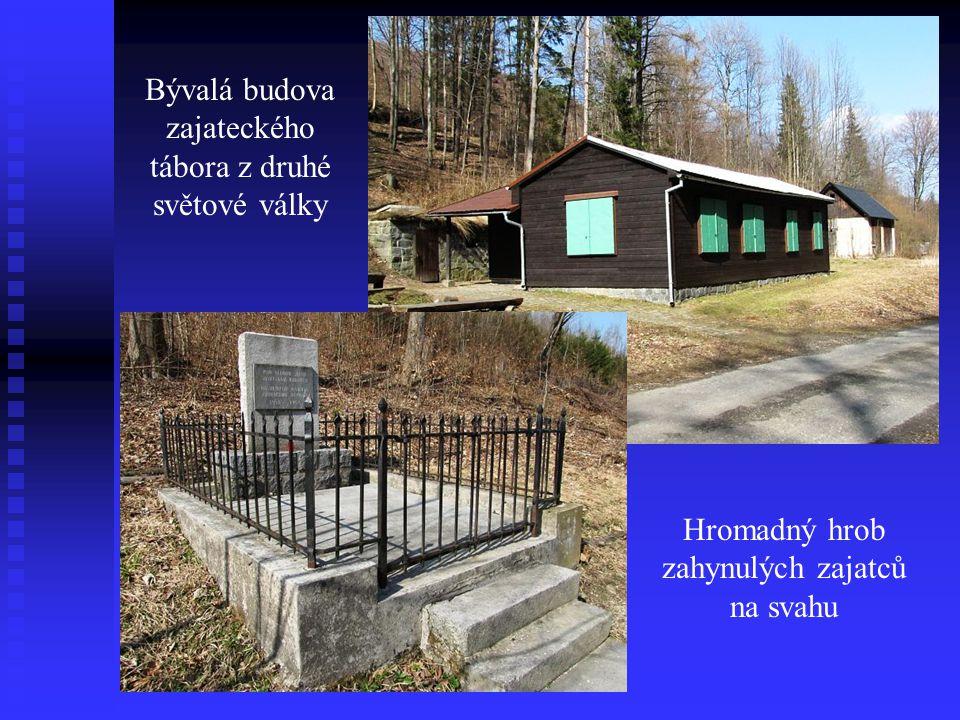 TURISTICKÉ STŘEDISKO V NÝZNEROVĚ Údolím Stříbrného potoka – obec Skorošice