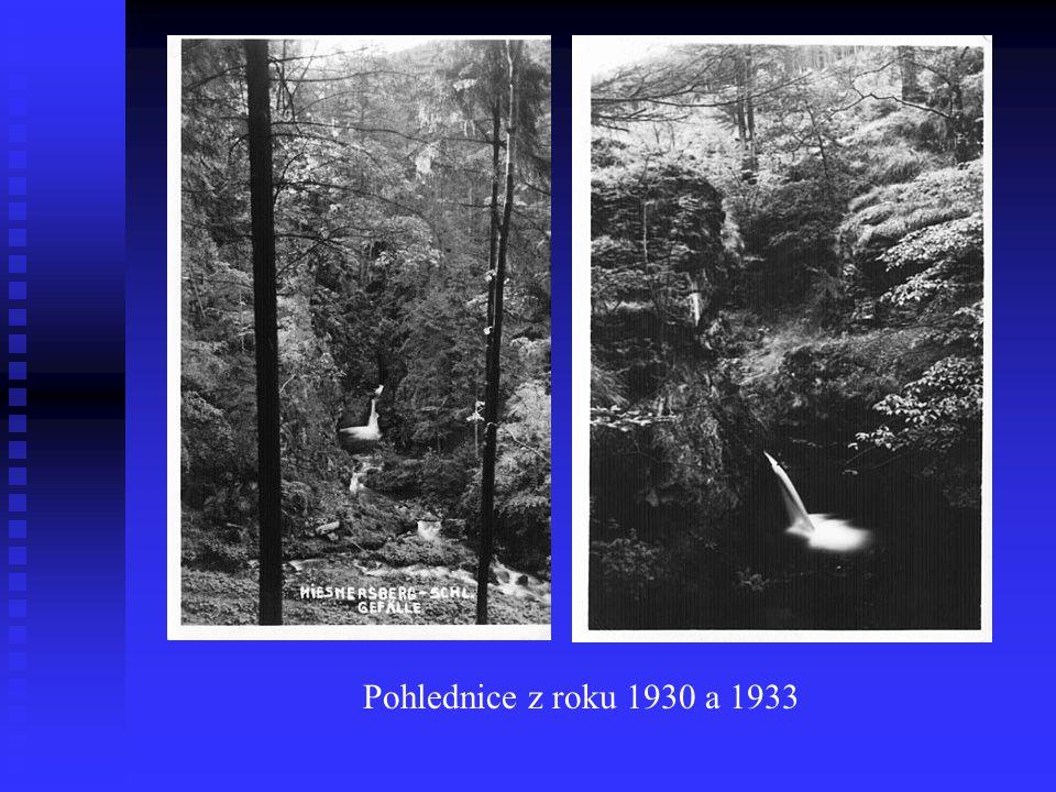 Pohlednice z roku 1928