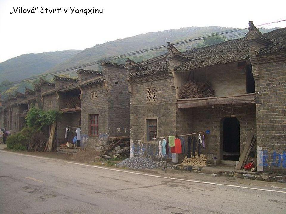 """""""Vilová čtvrť v Yangxinu"""