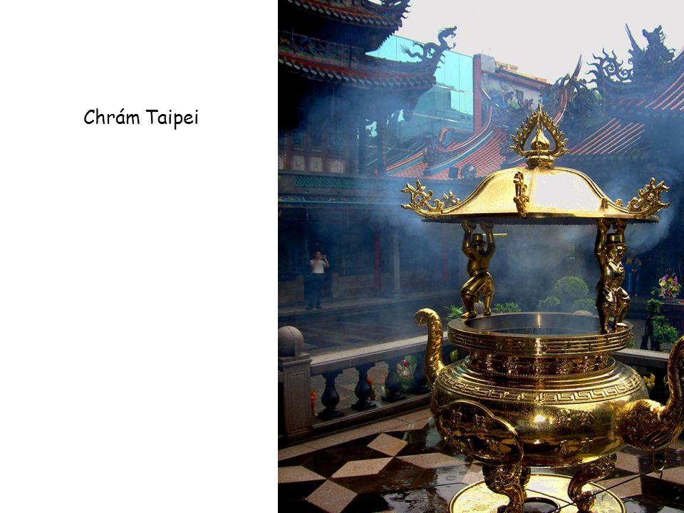 Chrám Taipei