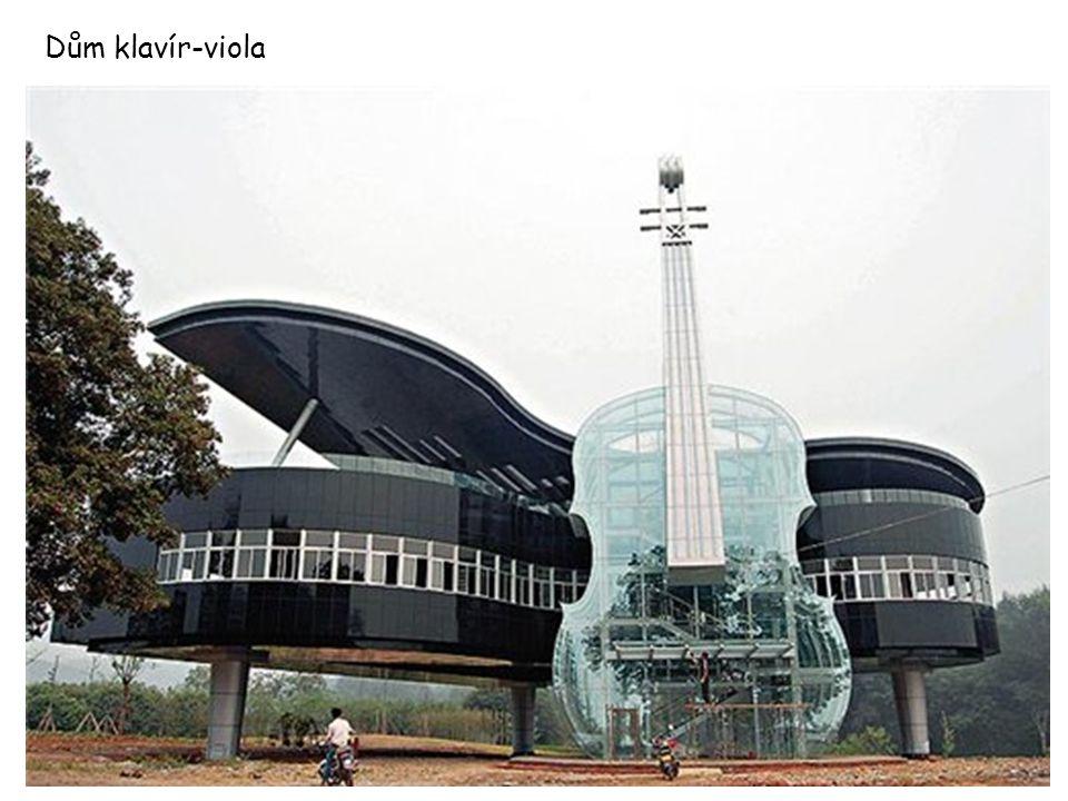 Dům klavír-viola