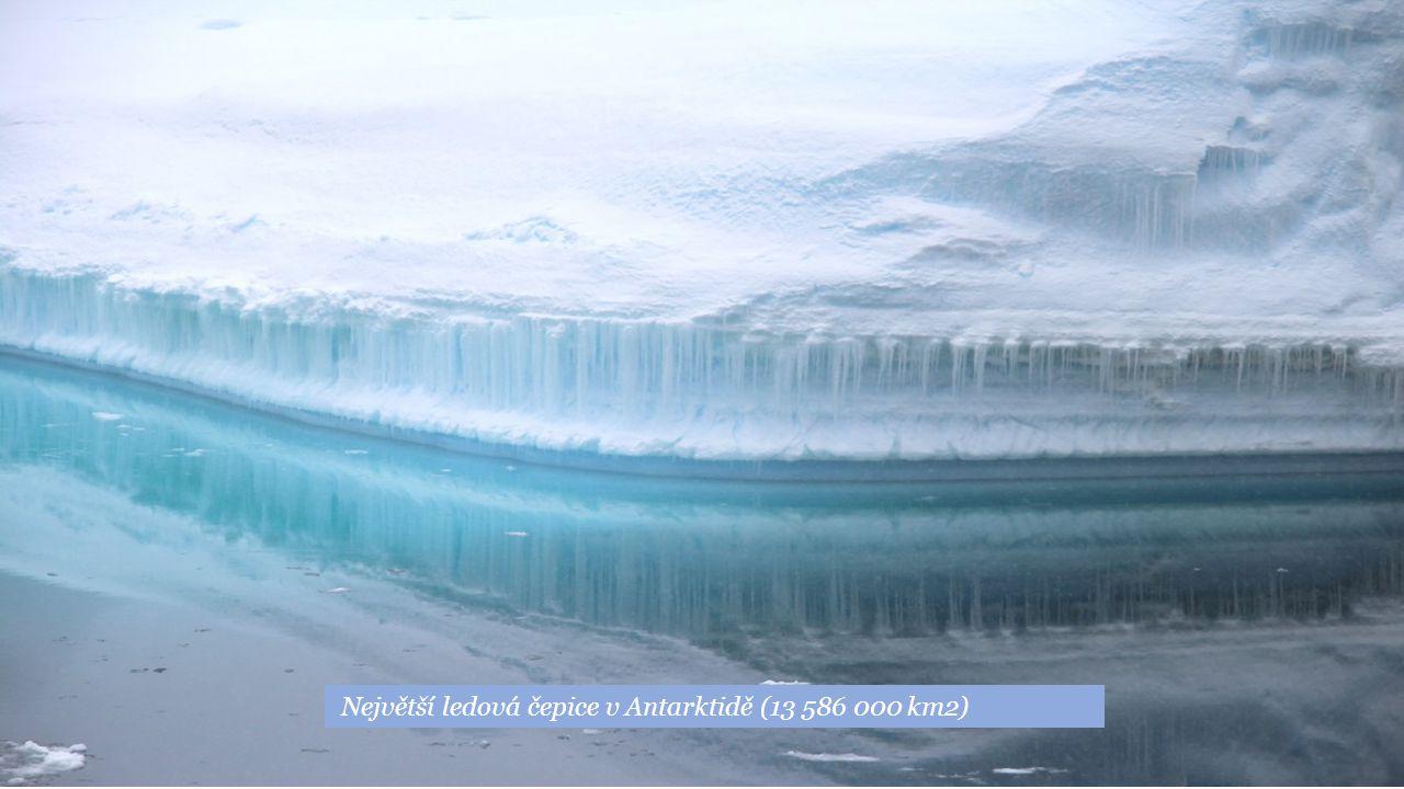 Nejvyšší náhorní plošina: TIBET Průměrná nadmořská výška 4200 m 2,5 milionu km2.