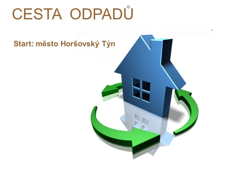 1.Směsný komunální odpad: popelníce, svoz zajišťuje Bytes, Horšovský Týn, skládkování - skládka Lazce Gis, spol.