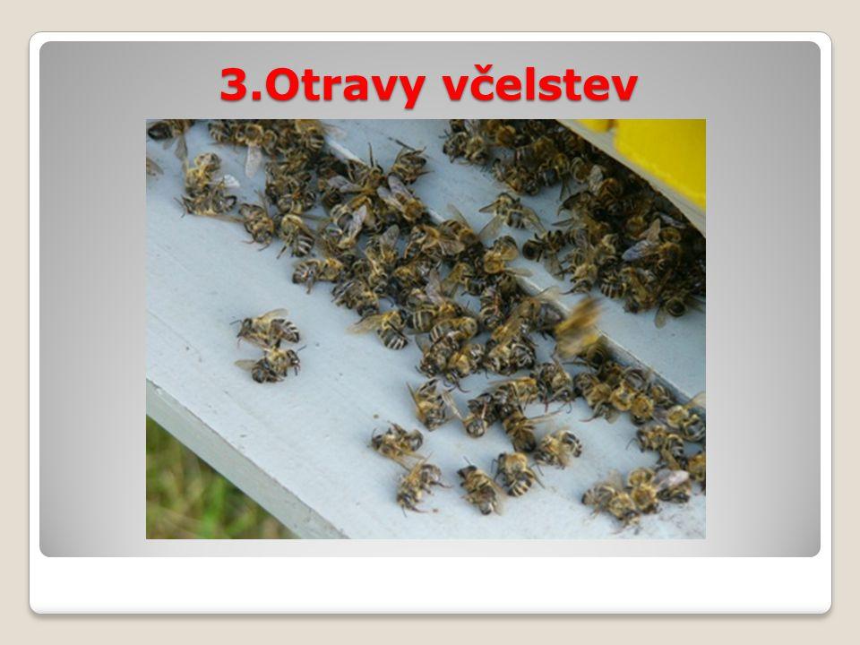 3.Otravy včelstev