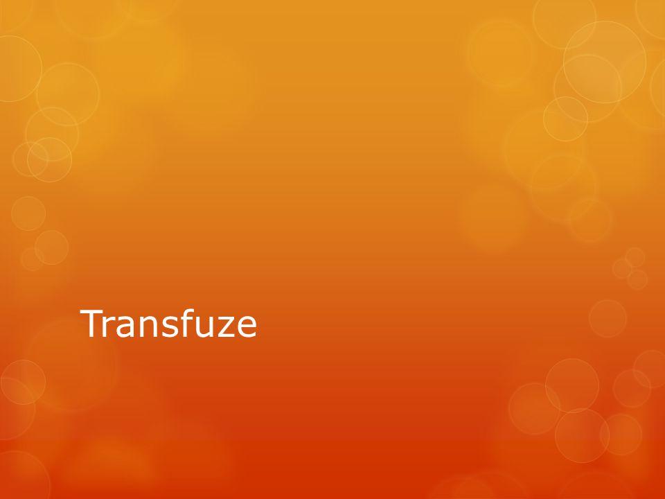 Transfuze