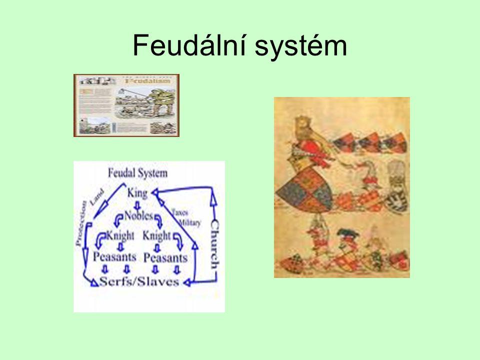 Feudální systém