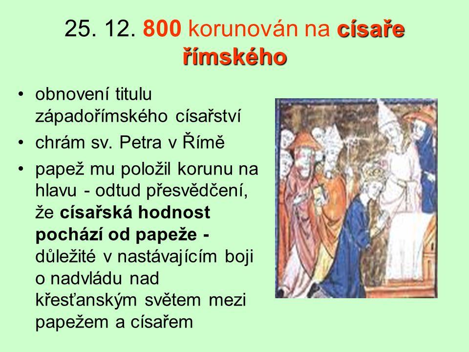 císaře římského 25.12.