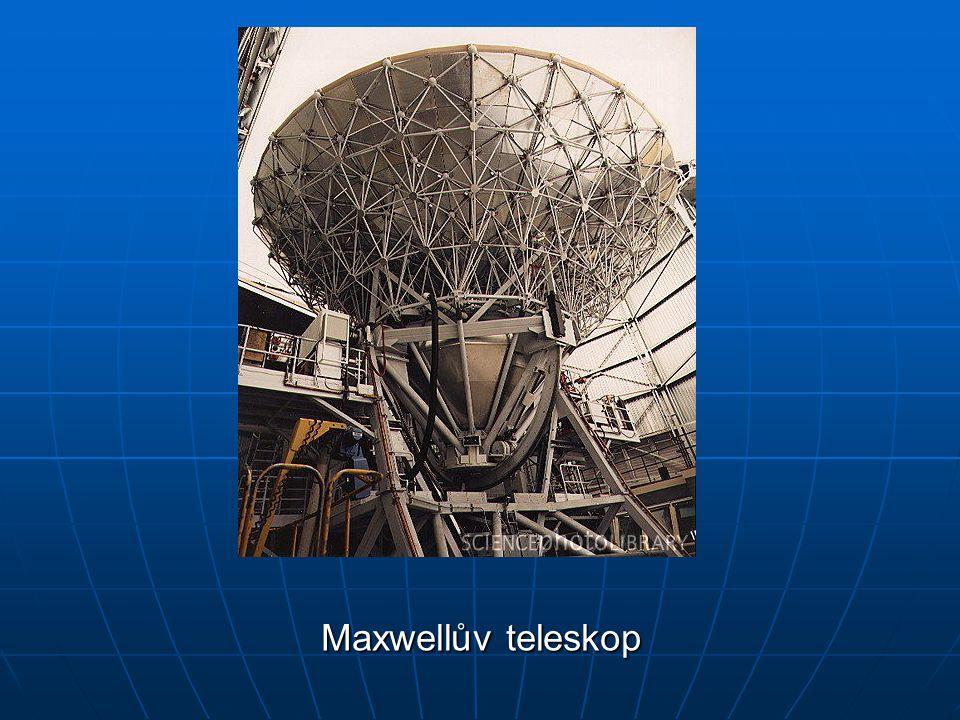 Maxwellův teleskop