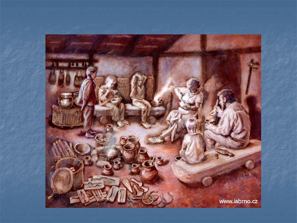 Rysy doby bronzové:  vznik dálkového obchodu (z Čech – dobytek, kožešiny, vosk, obilí X do Čech – měděná ruda, jantar, sůl)  vývoj společnosti  rol