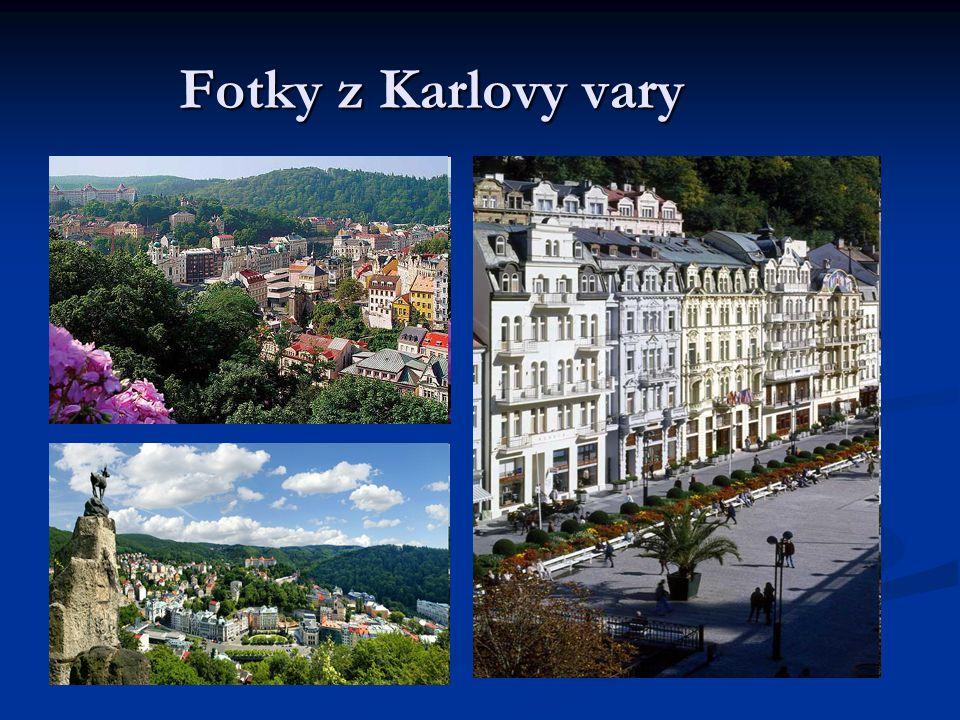 Fotky z Karlovy vary