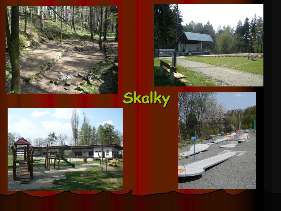 Skalky Skalky