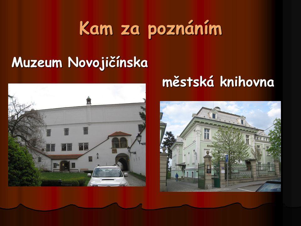 Kam za poznáním Muzeum Novojičínska městská knihovna městská knihovna