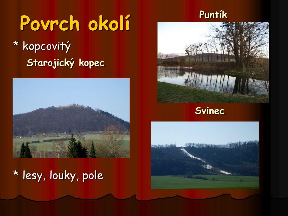 Vodní nádrže Lamberk Lamberk rybníky Čerťák Čerťák