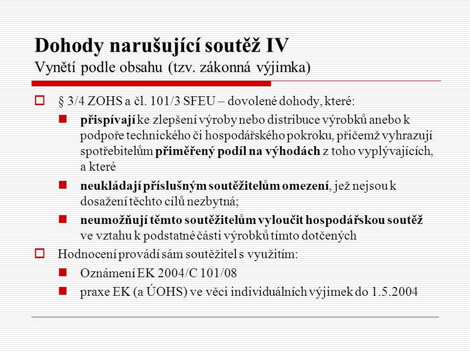Dozor nad orgány veřejné správy II  povinnost ÚOHS zahájit řízení (nelze nezahájit ani podle § 21 odst.