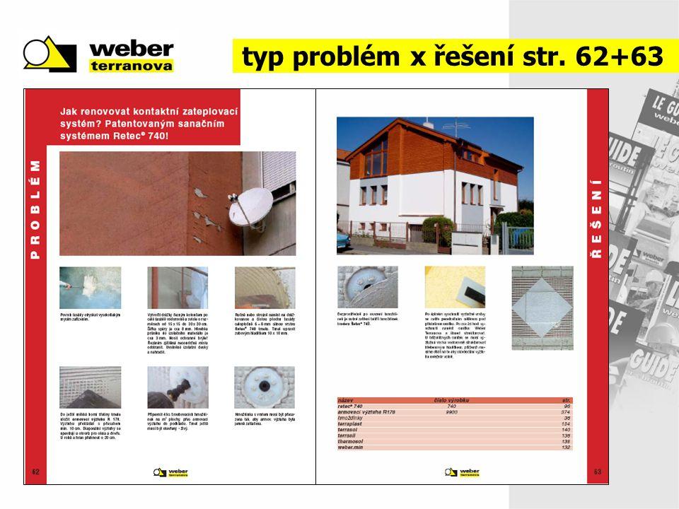 typ problém x řešení str. 62+63